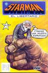 Cover for Starman El Libertario (Editora Cinco, 1970 ? series) #19