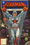 Cover for Starman El Libertario (Editora Cinco, 1970 ? series) #23