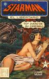 Cover for Starman El Libertario (Editora Cinco, 1970 ? series) #21