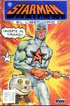Cover for Starman El Libertario (Editora Cinco, 1970 ? series) #27