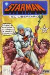 Cover for Starman El Libertario (Editora Cinco, 1970 ? series) #32