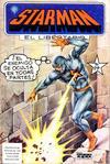 Cover for Starman El Libertario (Editora Cinco, 1970 ? series) #29