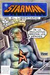 Cover for Starman El Libertario (Editora Cinco, 1970 ? series) #36