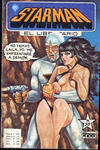 Cover for Starman El Libertario (Editora Cinco, 1970 ? series) #38