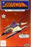 Cover for Starman El Libertario (Editora Cinco, 1970 ? series) #39