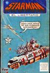 Cover for Starman El Libertario (Editora Cinco, 1970 ? series) #40