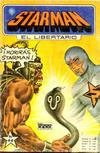 Cover for Starman El Libertario (Editora Cinco, 1970 ? series) #44
