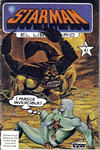 Cover for Starman El Libertario (Editora Cinco, 1970 ? series) #41