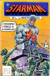 Cover for Starman El Libertario (Editora Cinco, 1970 ? series) #25
