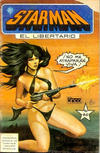Cover for Starman El Libertario (Editora Cinco, 1970 ? series) #46