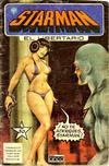 Cover for Starman El Libertario (Editora Cinco, 1970 ? series) #50