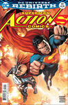 Cover Thumbnail for Action Comics (2011 series) #971 [Gary Frank Cover Variant]