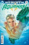 Cover for Aquaman (DC, 2016 series) #14 [Joshua Middleton Variant]