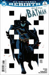 Cover for All Star Batman (DC, 2016 series) #6 [Francesco Francavilla Cover Variant]