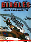 Cover for Biggles Sonderband (comicplus+, 1994 series) #1 - Stuka und Lancaster