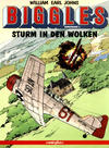 Cover for Biggles Sonderband (comicplus+, 1994 series) #2 - Sturm in den Wolken