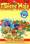 Cover for Die Biene Maja (Bastei Verlag, 1977 series) #49