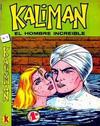 Cover for Kalimán El Hombre Increíble (Promotora K, 1965 series) #9