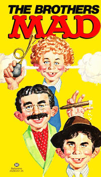 Cover Thumbnail for The Brothers Mad (Ballantine Books, 1958 series) #25283 [5]
