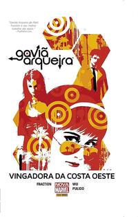 Cover Thumbnail for Gaviã Arqueira: Vingadora da Costa Oeste (Panini Brasil, 2016 series)
