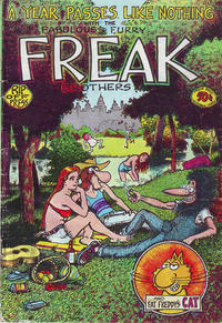 Cover Thumbnail for The Fabulous Furry Freak Brothers (Rip Off Press, 1971 series) #3