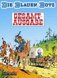 Cover Thumbnail for Die blauen Boys Gesamtausgabe (Salleck, 2013 series) #1