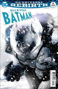 Cover Thumbnail for All Star Batman (DC, 2016 series) #6 [Jock Cover Variant]