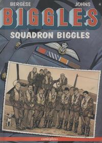 Cover Thumbnail for Biggles (comicplus+, 1992 series) #4 - Squadron Biggles