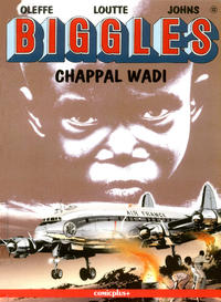 Cover Thumbnail for Biggles (comicplus+, 1992 series) #12 - Chappal Wadi