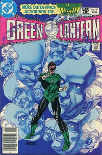 Cover Thumbnail for Green Lantern (DC, 1960 series) #167 [Canadian]