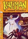 Cover for Kalimán El Hombre Increíble (Promotora K, 1965 series) #161