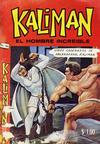 Cover for Kalimán El Hombre Increíble (Promotora K, 1965 series) #164