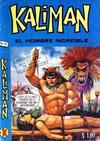 Cover for Kalimán El Hombre Increíble (Promotora K, 1965 series) #299