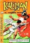 Cover for Kalimán El Hombre Increíble (Promotora K, 1965 series) #324