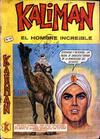 Cover for Kalimán El Hombre Increíble (Promotora K, 1965 series) #343