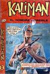 Cover for Kalimán El Hombre Increíble (Promotora K, 1965 series) #351