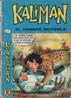 Cover for Kalimán El Hombre Increíble (Promotora K, 1965 series) #378