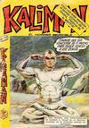 Cover for Kalimán El Hombre Increíble (Promotora K, 1965 series) #538