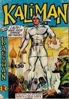 Cover for Kalimán El Hombre Increíble (Promotora K, 1965 series) #545