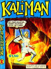 Cover for Kalimán El Hombre Increíble (Promotora K, 1965 series) #559