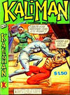 Cover for Kalimán El Hombre Increíble (Promotora K, 1965 series) #560