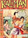 Cover for Kalimán El Hombre Increíble (Promotora K, 1965 series) #569