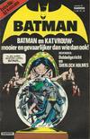 Cover for Batman Classics (Classics/Williams, 1970 series) #91