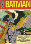 Cover for Batman Classics (Classics/Williams, 1970 series) #41