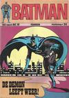 Cover for Batman Classics (Classics/Williams, 1970 series) #36