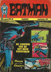 Cover for Batman Classics (Classics/Williams, 1970 series) #24