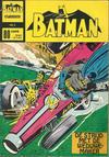 Cover for Batman Classics (Classics/Williams, 1970 series) #9