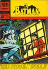 Cover for Batman Classics (Classics/Williams, 1970 series) #4