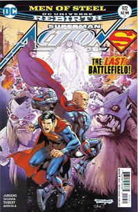 Cover Thumbnail for Action Comics (DC, 2011 series) #972