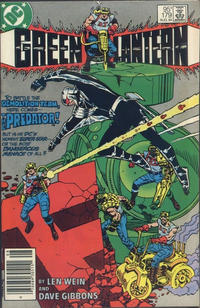 Cover for Green Lantern (DC, 1960 series) #179 [Newsstand]